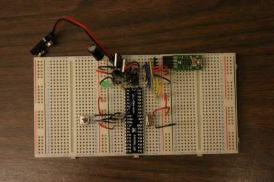 The Parts Arrived...Breadboard